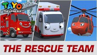 getlinkyoutube.com-[Meet Tayo's Friends] #2 The Rescue Team
