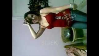 getlinkyoutube.com-رقص فتاة ليبية على اغنية سماحه .mp4