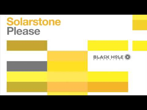 Solarstone - Please (Pure Mix)