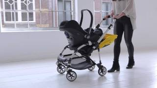 bugaboo bee³ demo - car seat adaptability