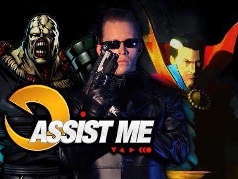 'ASSIST ME!' - Nemesis and Dr. Strange: Ultimate Marvel vs Capcom 3 Live Action Tutorial