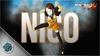 getlinkyoutube.com-Dragon Ball Xenoverse - Character Creation: Nico