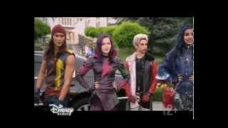 """getlinkyoutube.com-Кино """"Наследники"""" на Канале Disney (русский трейлер)"""