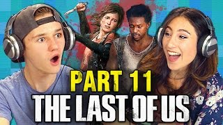 getlinkyoutube.com-THE LAST OF US: PART 11 (Teens React: Gaming)