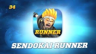 getlinkyoutube.com-WIKISEN / 34 / Sendokai Runner Game