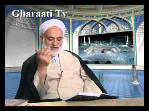 قرائتي / تفسير آيه 79 و 80 سوره هود، گناه لواط در قرآن و حديث، زور خوب است ظلم بد است