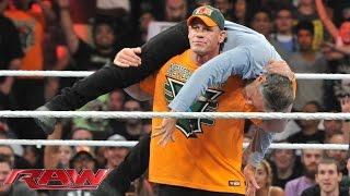 getlinkyoutube.com-John Cena confronts Jon Stewart: Raw, Aug. 24, 2015
