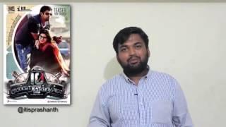 10 Endrathukulla review by Prashanth