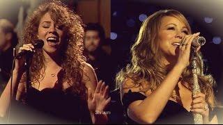 getlinkyoutube.com-Old Mariah vs. New Mariah  (Live Vocal Battle)