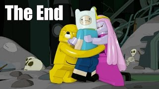 getlinkyoutube.com-LEGO Dimensions: Adventure Time - THE END [Level Pack] - Playstation 4