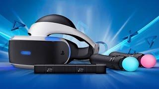 getlinkyoutube.com-Uma caixa enorme, Playstation VR Bundle completo unboxing