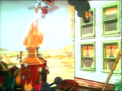 Donald Duck, Mickey Mouse & Goofy - Mickey's Fire Brigade