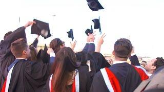 getlinkyoutube.com-Graduates of 2015 - Graduation ceremony highlights