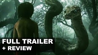 getlinkyoutube.com-The Jungle Book 2016 Official Teaser Trailer + Trailer Review : Beyond The Trailer