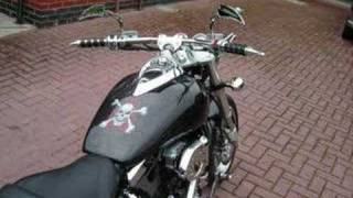 my kawasaki meanstreak