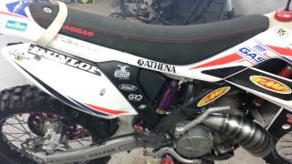Petku Gp exhaust-Gas-gas 300