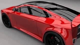 getlinkyoutube.com-Volvo R30 V8 AWD Concept.wmv