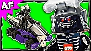 getlinkyoutube.com-Garmadon GO-KART Custom Lego Ninjago Rebooted Building Review 70504 70725