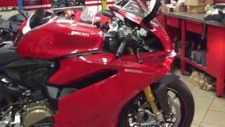 getlinkyoutube.com-Ducati Panigale 1299 S full Akaprovic sound....