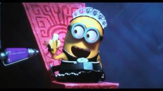 getlinkyoutube.com-Despicable me 2 -  how the minions turn evil