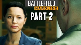 getlinkyoutube.com-Battlefield Hardline Walkthrough Part 2 - Episode 2 (Single Player)