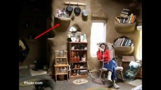 getlinkyoutube.com-Casas de barro. Interiores de para sacar ideas