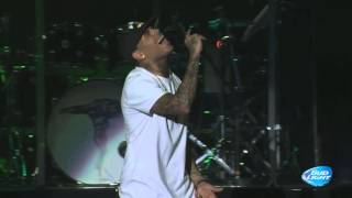 "getlinkyoutube.com-Chris Brown & Kid Ink performing ""Show Me"" at Cali Christmas Festival   Los Angeles"
