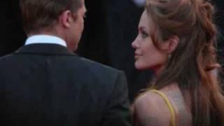 getlinkyoutube.com-Brad Pitt & Angelina Jolie: The Look of Love - The Way