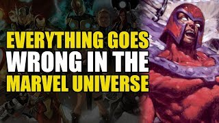 Everything Goes Wrong In The Marvel Universe! (Marvel Ruins)