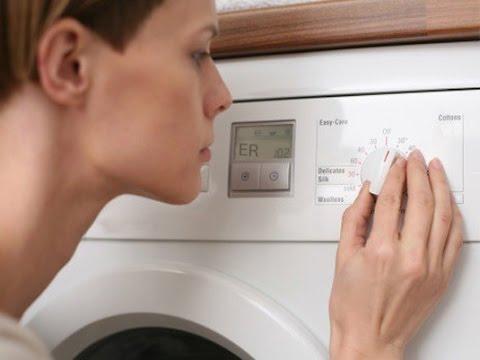 Мигают все индикаторы в стиральнои машине