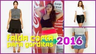 getlinkyoutube.com-Faldas para gorditas 2016