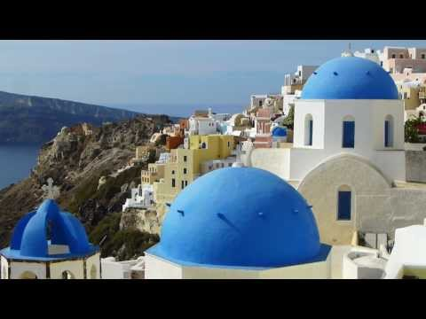 Liburan di Greek Islands, Yunani (Santorini & Paros)