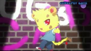 getlinkyoutube.com-Jewelpet Garnet Showtime