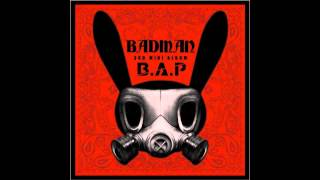 getlinkyoutube.com-[Full Album] B.A.P -- Badman [3rd Mini Album]