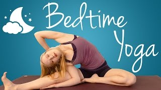 getlinkyoutube.com-Relax and Unwind Yoga For Bedtime Stretch Routine 20 Minute Relaxation Beginners Workout