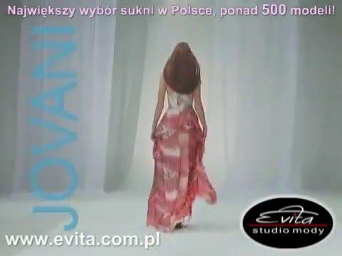 suknie balowe EVITA
