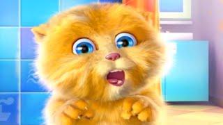 getlinkyoutube.com-Рыжик Учит Считать до 10 - Развивающие Видео для Детей от 2 лет