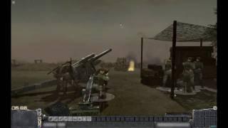 getlinkyoutube.com-MEN OF WAR (PC): The Red Steamroller - March 1945