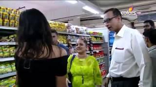 Gautam and Sonali at Hypercity