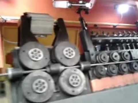 INDALAR (Aço Armado) - Máquina (CORTE E DOBRA)