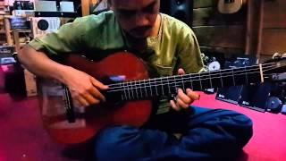 getlinkyoutube.com-Diễm Xưa (guitar: Fleta 1968)