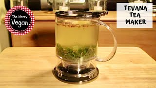 getlinkyoutube.com-TEAVANA PERFECT TEA MAKER  - ( Demo & Review)  ✅