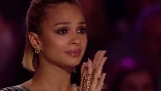 Ant and Dec believe in Jasmine Elcock! | Auditions Week 4 | Britain's Got Talent 2016 width=