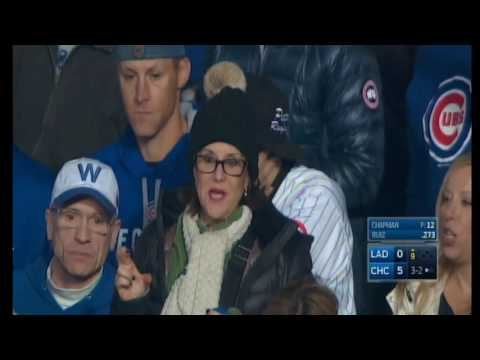 Dodgers - Cubs NLCS Game 6 (Final Inning)