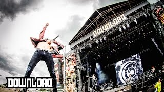 getlinkyoutube.com-Crossfaith - 'Monolith (Live At Download Festival 2014)'