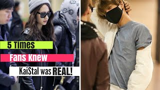 getlinkyoutube.com-Krystal & Kai Dating   5 Times Fans Knew KaiStal Was REAL!