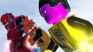 getlinkyoutube.com-LEGO Batman 3 Beyond Gotham - All Boss Fights