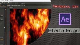 getlinkyoutube.com-EFEITO DE FOGO - AFTER EFFECTS
