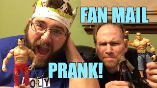 getlinkyoutube.com-Grim gets more DISGUSTING Fan Mail and some great WWE Wrestling Action Figures