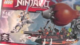 getlinkyoutube.com-LEGO Ninjago 2016 Skybound Sets HAUL
